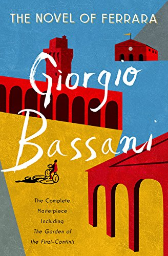 The Best Poetry to Read in 2019 - The Novel of Ferrara by Giorgio Bassani & Jamie McKendrick