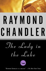 The Best Murder Mystery Books - The Lady in the Lake by Raymond Chandler