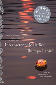 The best books on Boston - Interpreter of Maladies by Jhumpa Lahiri