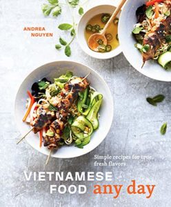 The Best Cookbooks of 2019 - Vietnamese Cooking Any Day by Andrea Nguyen