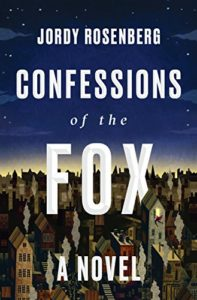 The Best of Trans Literature - Confessions of the Fox by Jordy Rosenberg