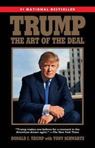 The best books on Donald Trump - The Art of the Deal by Donald Trump & Tony Schwartz