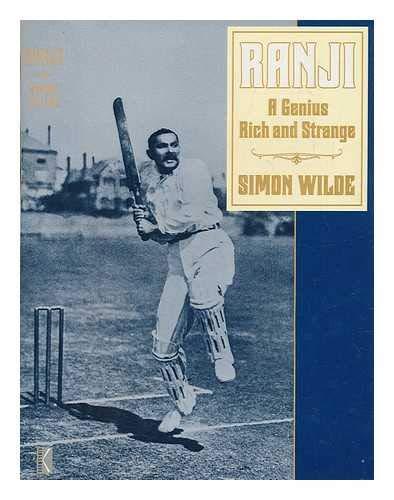 Ranji: a Genius Rich and Strange by Simon Wilde