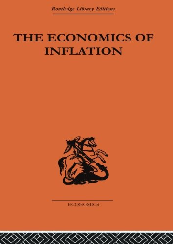 The best books on Investment - The Economics of Inflation by Constantino Bresciani Turroni