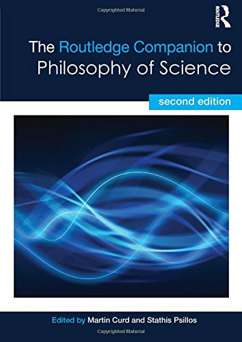 The Best Philosophy of Science Books - The Routledge Companion to Philosophy of Science by Martin Curd & Stathis Psillos