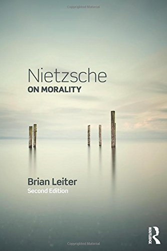 The best books on Nietzsche - Nietzsche on Morality by Brian Leiter