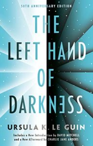 The Best Sci Fi Books for Beginners - The Left Hand of Darkness by Ursula Le Guin