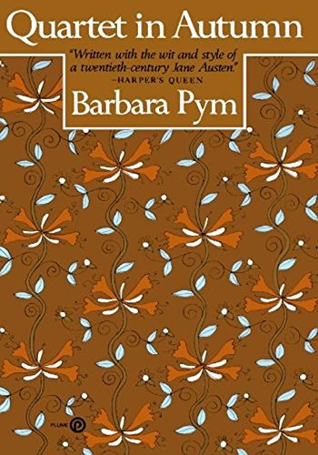 The best books on Friendship - Quartet In Autumn by Barbara Pym
