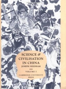 The best books on Global History - Science and Civilisation in China by Joseph Needham