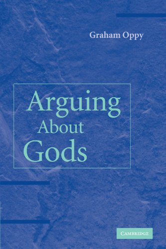 The best books on Atheist Philosophy of Religion - Arguing about Gods by Graham Oppy