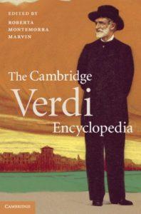 The best books on Verdi - The Cambridge Verdi Encyclopedia by (ed.) Roberta Marvin