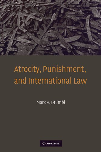 The best books on Transitional Justice - Atrocity, Punishment, and International Law by Mark A Drumbl