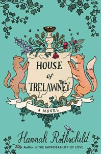 The Funniest Books of 2020 - House of Trelawney by Hannah Rothschild