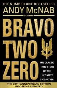 The best books on The SAS - Bravo Two Zero by Andy McNab