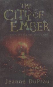 The Best Science-based Novels for Children - City of Ember (Book 1 of Book of Ember series) by Jeanne DuPrau