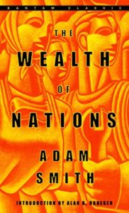 William St Clair on Reading the Romantics - The Wealth of Nations by Adam Smith