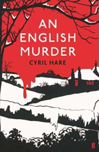 The Best Classic Christmas Mysteries - An English Murder by Cyril Hare