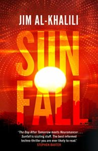 The Best Science Books to Take on Holiday - Sunfall by Jim Al-Khalili