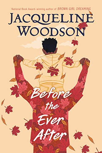 Before the Ever After by Jacqueline Woodson, narrated by Guy Lockard