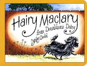 The best books on Pets For Young Kids - Hairy Maclary from Donaldson's Dairy by Lynley Dodd