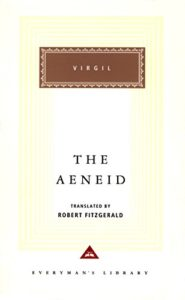 The Best Trojan War Books - The Aeneid (Robert Fitzgerald translation) by Virgil