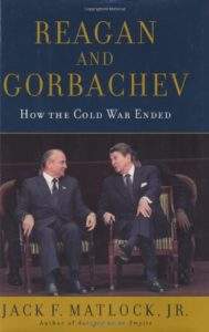 The best books on The Cold War - Reagan and Gorbachev by Jack Matlock