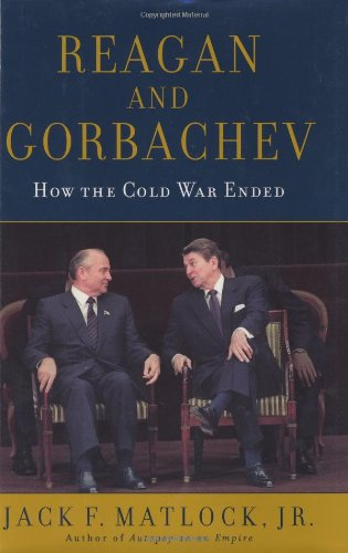 Reagan and Gorbachev by Jack Matlock