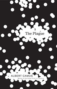 Arthur Ammann recommends the best books on the HIV/Aids Plague - The Plague by Albert Camus