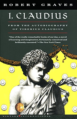 Favourite Books - I, Claudius by Robert Graves