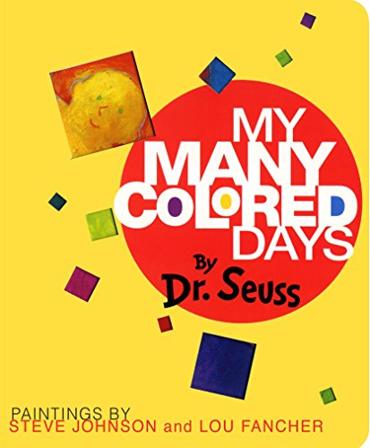 My Many Coloured Days by Dr Seuss