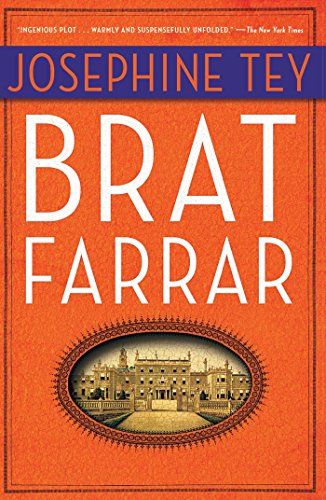 Brat Farrar by Josephine Tey