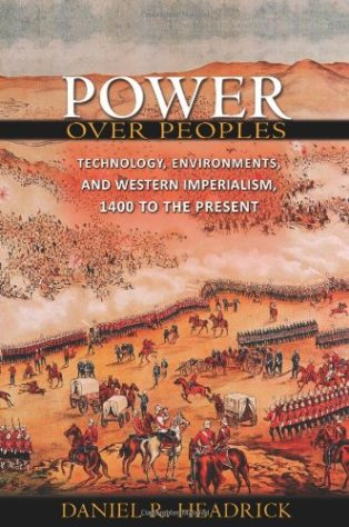 Power over Peoples by Daniel Headrick