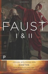 The Best Goethe Books - Faust I & II by Johann Wolfgang von Goethe