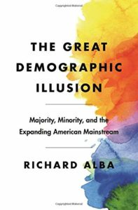The Best Politics Books of 2020 - The Great Demographic Illusion: Majority, Minority, and the Expanding American Mainstream by Richard Alba