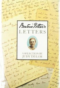 The best books on Beatrix Potter - Beatrix Potter's Letters by Judy Taylor
