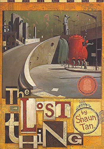 Children's Picture Books - The Lost Thing by Shaun Tan