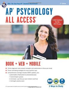 The Best Psychology Books for Teens - AP Psychology All Access by Jessica Flitter & Nancy Fenton