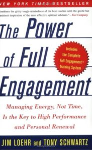 The best books on Donald Trump - The Power of Full Engagement by Jim Loehr & Tony Schwartz