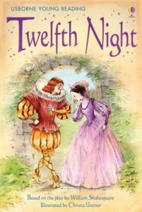 Best Shakespeare Books for Kids - Twelfth Night by Rosie Dickins