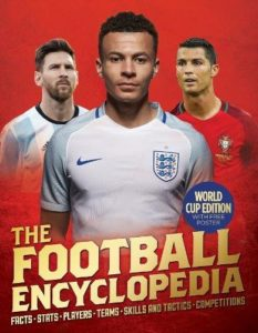 Best Football Books for 11 Year Olds - The Kingfisher Football Encyclopedia by Clive Gifford