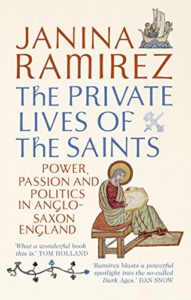 The Best Viking History Books for Kids - The Private Lives of the Saints by Janina Ramirez