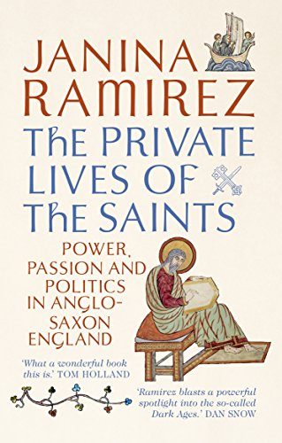 The Best Viking History Books for Kids: The Private Lives of the Saints by Janina Ramirez