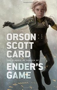 The Best Apocalyptic Fiction - Ender's Game by Orson Scott Card