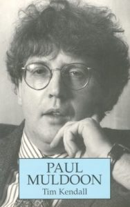 Sylvia Plath Books - Paul Muldoon by Tim Kendall