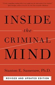 The best books on Forensic Psychology - Inside the Criminal Mind by Stanton Samenow