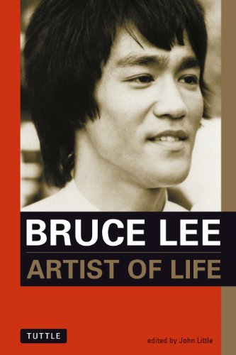 The best books on High Performance Psychology - Artist of Life by Bruce Lee