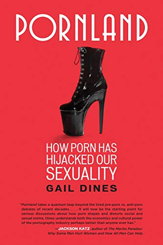 The best books on Gender Politics - Pornland: How Porn Has Hijacked Our Sexuality by Gail Dines