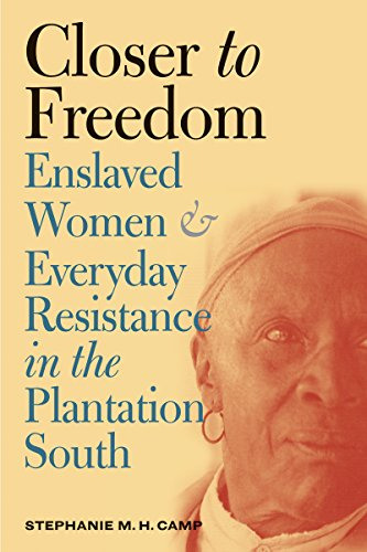 Closer to Freedom: Enslaved Women and Everyday Resistance in the Plantation South by Stephanie Camp