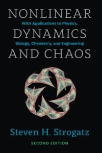 Nonlinear Dynamics and Chaos by Steven Strogatz