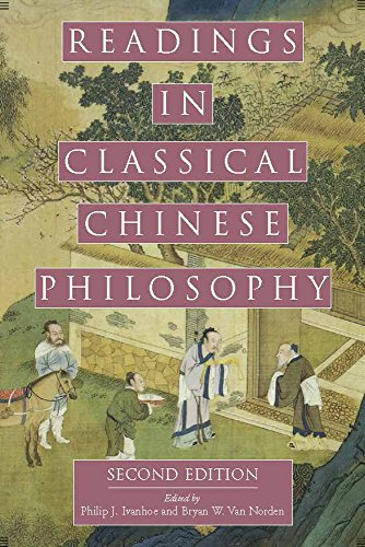 The best books on World Philosophy - Readings in Classical Chinese Philosophy by Bryan Van Norden & Philip Ivanhoe